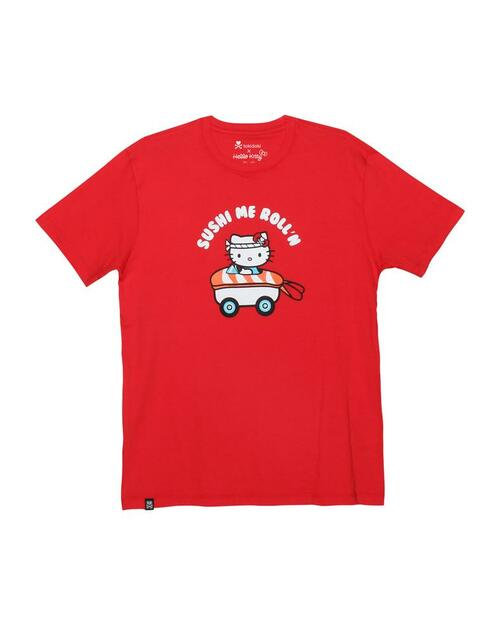 tokidoki x Hello Kitty  - Sushi Me Rollin' T-Shirt