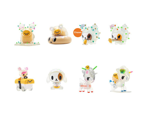 tokidoki x Gudetama  -  Series 1 Blind Box