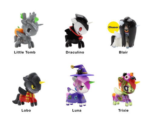 tokidoki Unicorno  -  After Dark Series 1 Blind Box