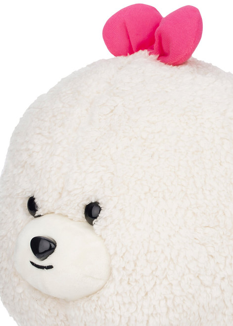 Mofu Mofu BIchon Dog Detailed View
