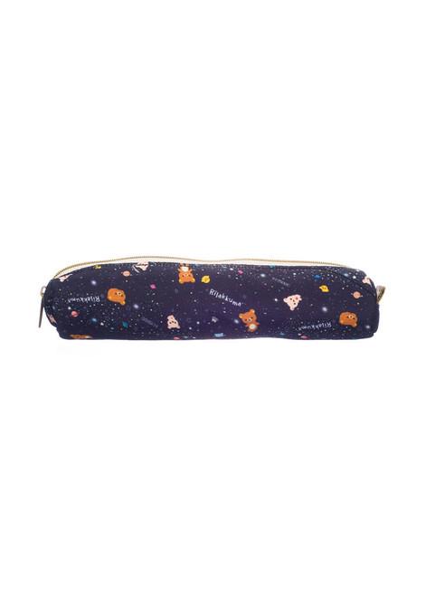 Rilakkuma Space Pattern Pencil Pouch