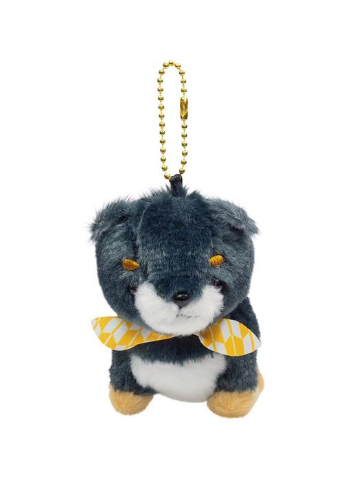 Amuse Shiba Inu Front Shot Keychain