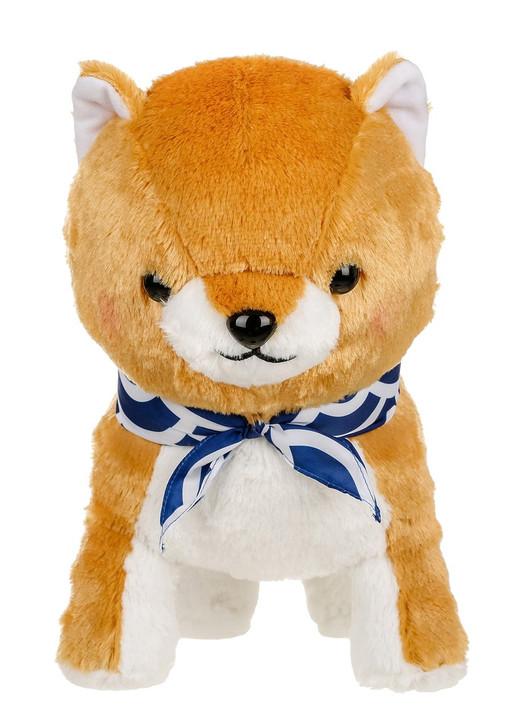 Amuse Gold Shiba Inu Plush Stuffed Animal