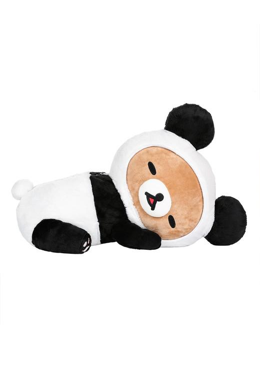 Rilakkuma Panda Sleeping Plush Stuffed Animal