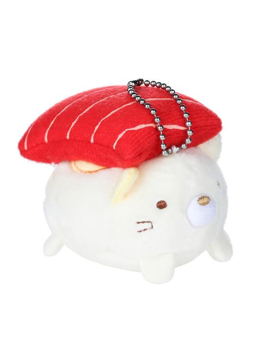 Keychain Sushi Neko Maguro