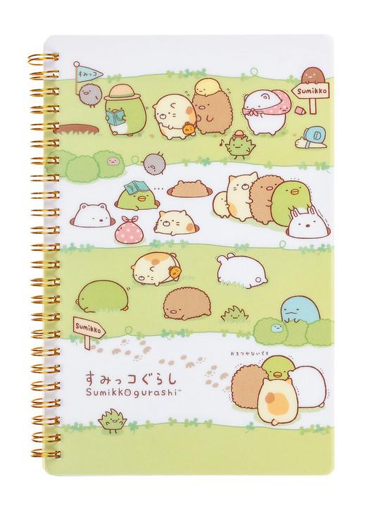 Sumikko Gurashi™ Spiral Notebook