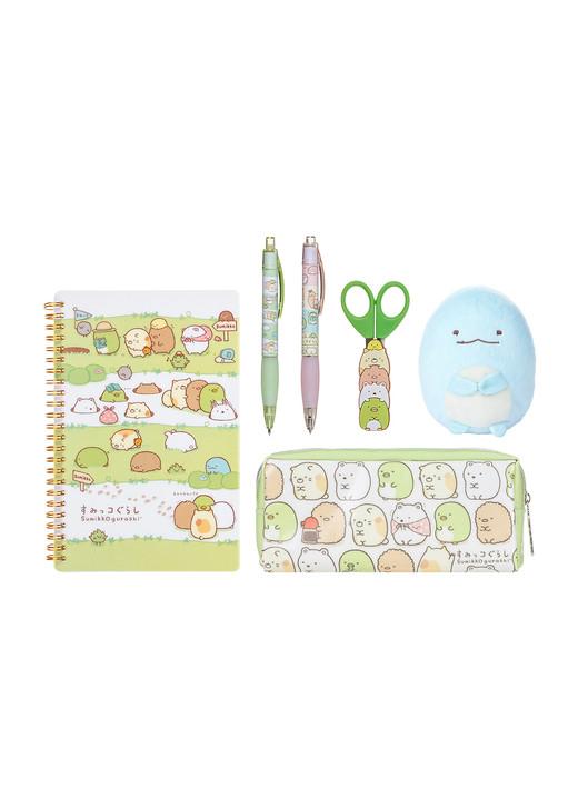 Sumikko Gurashi™ Writing + Plush Stationery Set