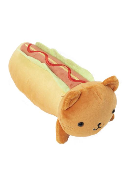Nyan Nyan Nyanko™ Hot Dog Fast Food Cat Plush