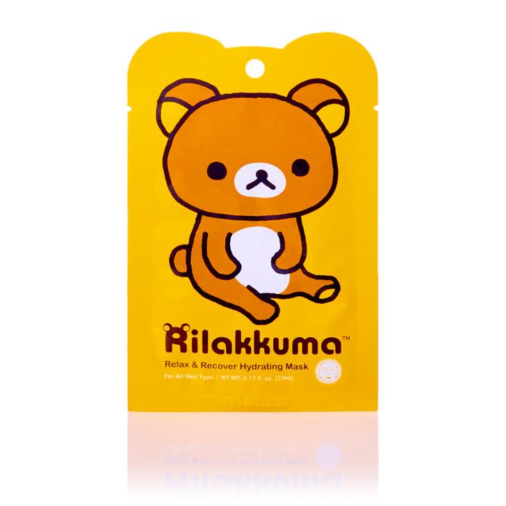Rilakkuma Relax & Recover Hydrating Sheet Mask (all skin type)