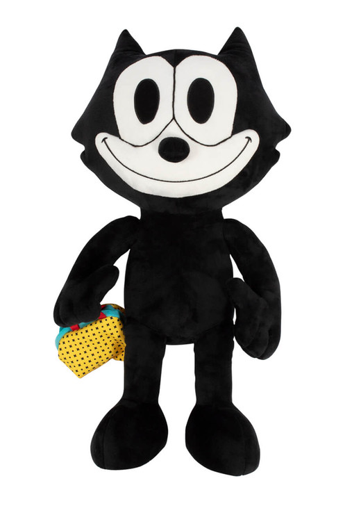Felix The Cat with Bag of Tricks Large Plush