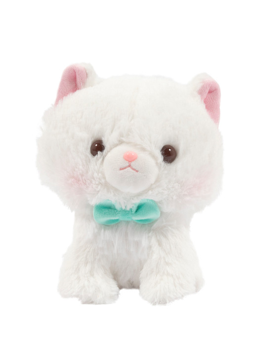 Amuse Myu White Cat Plush