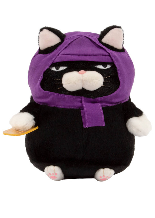Nezumi Kozo Cat Ninja - Front