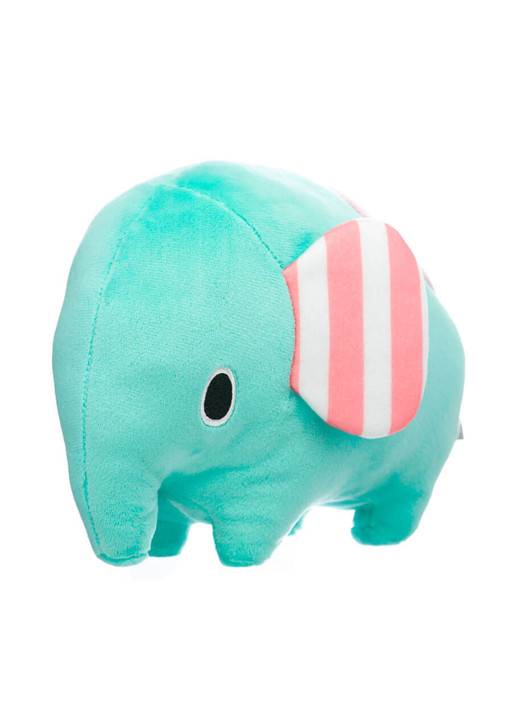 Sentimental Circus Acrobatics Elephant Mouton Plush- Left