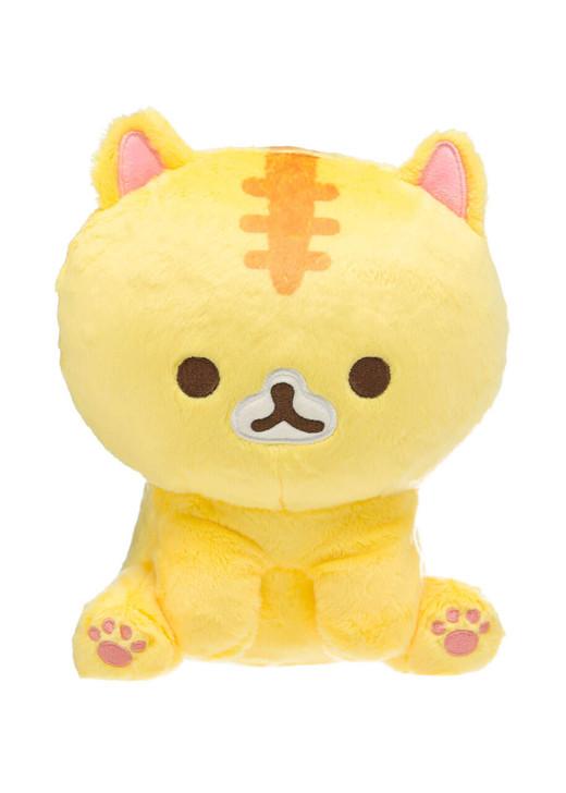 Corocoro Coronya Yellow Cat Plush - Front