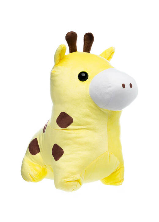 Amuse Friendly Giraffe Plush - Right