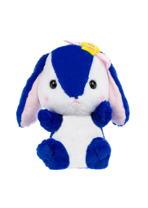 Amuse Cassiopeia Chan Blue Bunny Plush