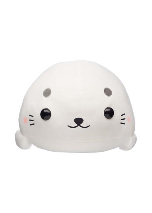 Amuse White Seal Plush - Front