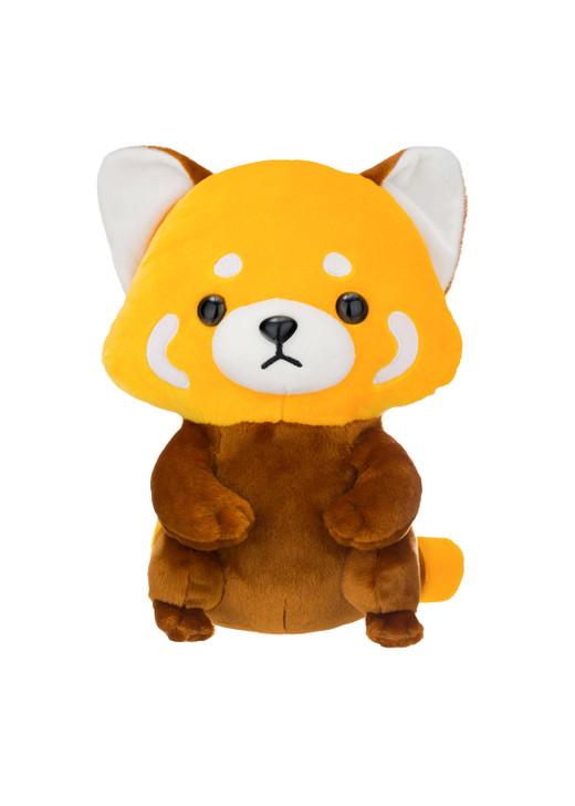 Amuse Friendly Red Panda Plush - Front Angle