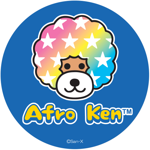 Learn More about San-X Afro Ken