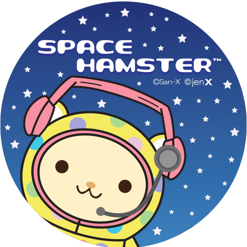 San X Space Hamster