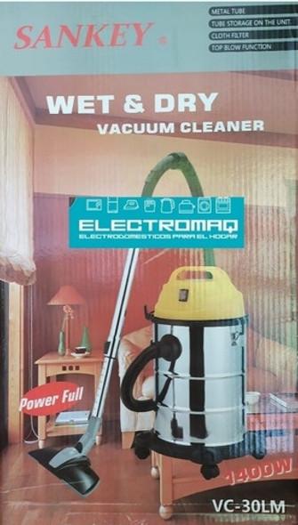 VACUUM CLEANER SANKEY VC-30LM WET & DRY