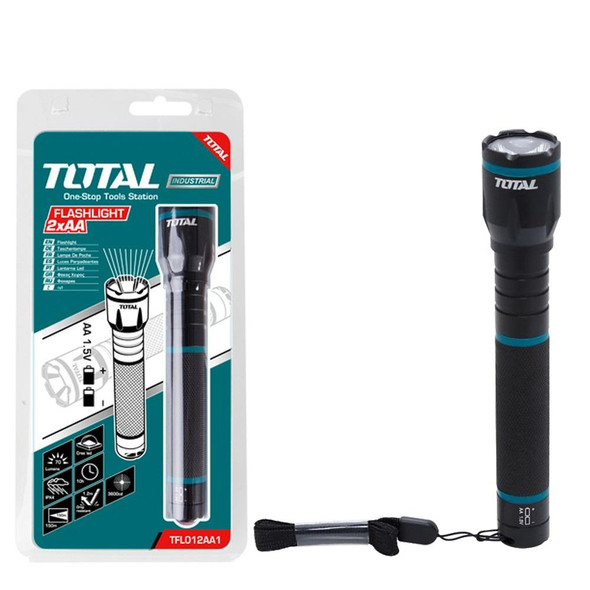 TORCH LIGHT 2 CELL TOTAL LED TFL012AA1