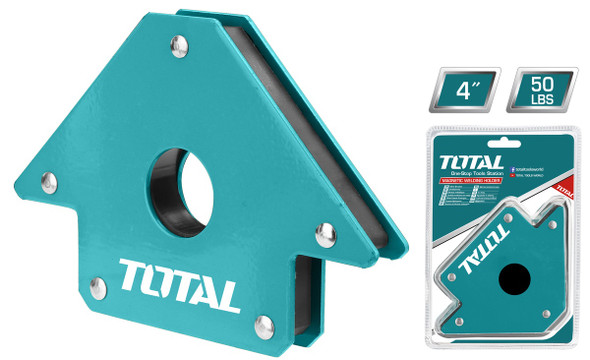 """MAGNETIC WELDING HOLDER TOTAL TAMWH50042 4"""""""