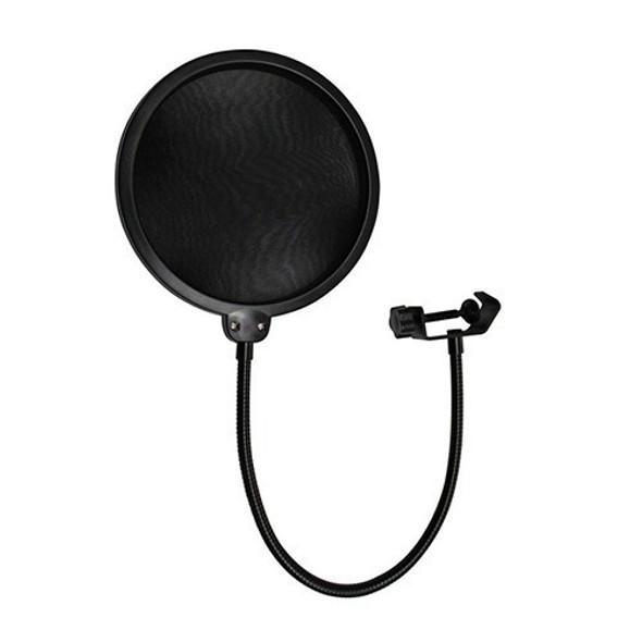 MICROPHONE POP SHIELD SM-PS15 ZEBRA ACOUSTIC