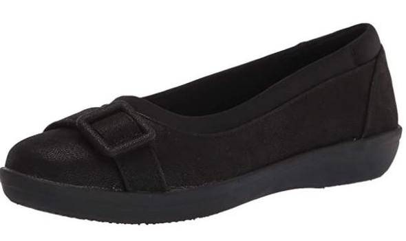 Footwear Clarks Women  Ayla Grace Ballet Flat