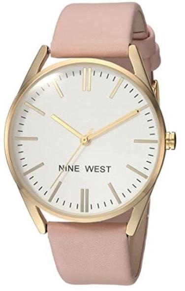 Watch Women Nine West Strap Pink NW/1994