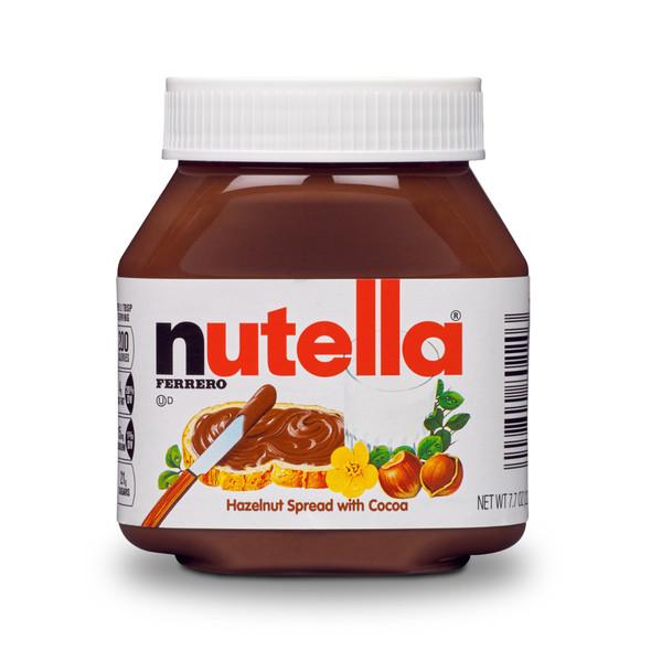NUTELLA FERRERO HAZELNUT SPREAD WITH COCOA 7.7oz 220g