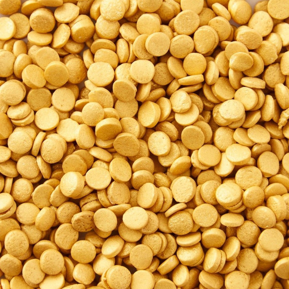 BAKING WILTON SPRINKLES GOLD CONFETTI 03-3071 V1.0 56g