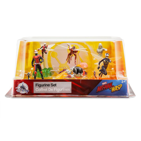 Toy Disney Ant-Man And The Wasp Figure Play Figurines Set