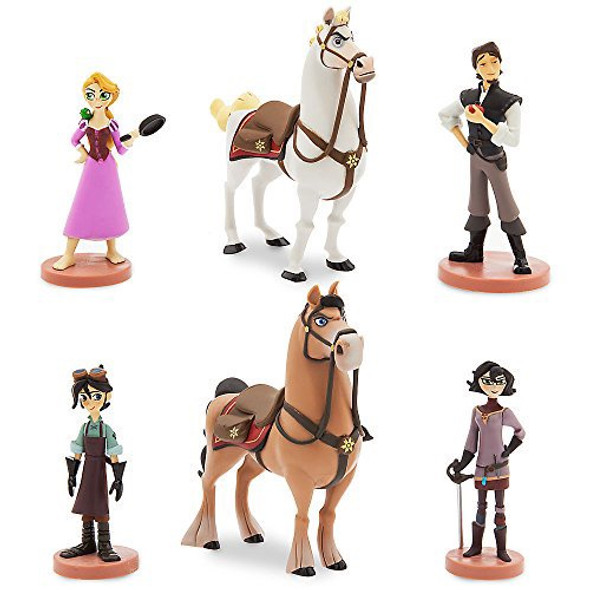 Toy Disney Tangled The Series Figure Play Figurines Set