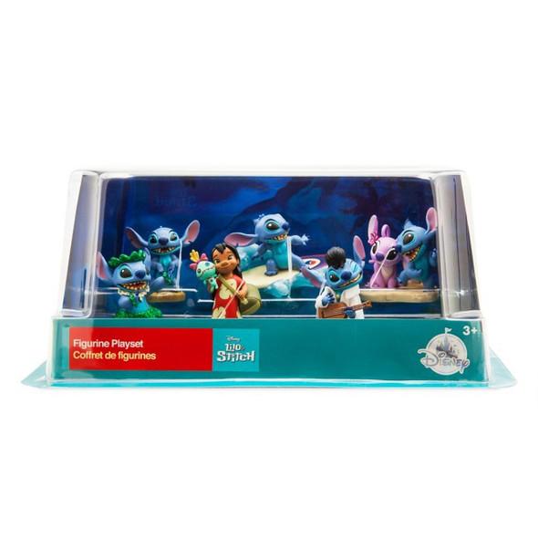 Toy Disney Lilo And Stitch NB18 Figure Play Figurines Set