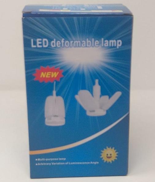 BULB LED FAN BLADE 50W 6500K 85-265 Deformable LAMP