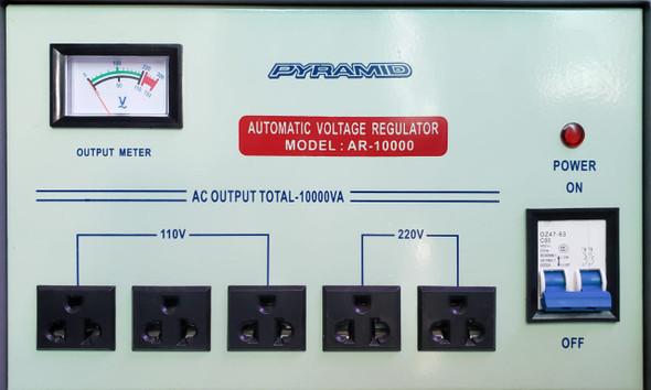VOLTAGE REGULATOR AR-10000W PYRAMID