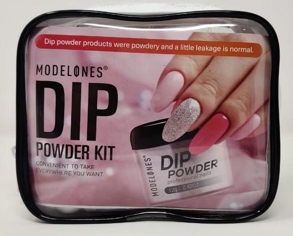 Nail Dip Powder Kit Starter 6 Color Modelones