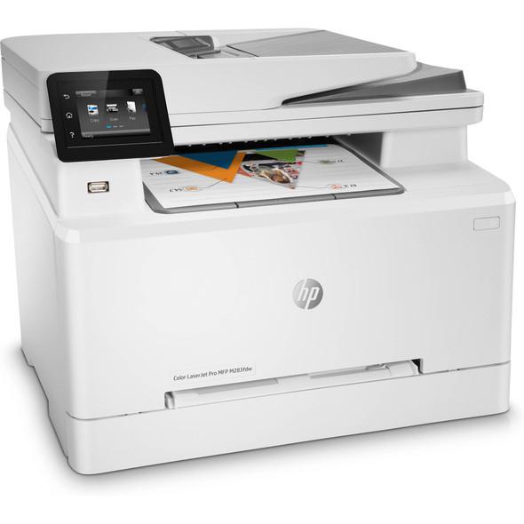 COMPUTER PRINTER HP M283FDW MFP COLOR LASERJET PRO AIO
