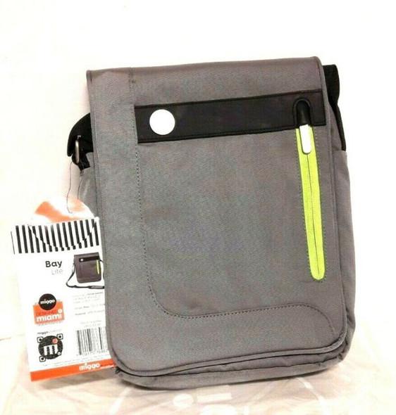 COMPUTER LAPTOP / TABLET BAG MIGGO MTMS-202-GY