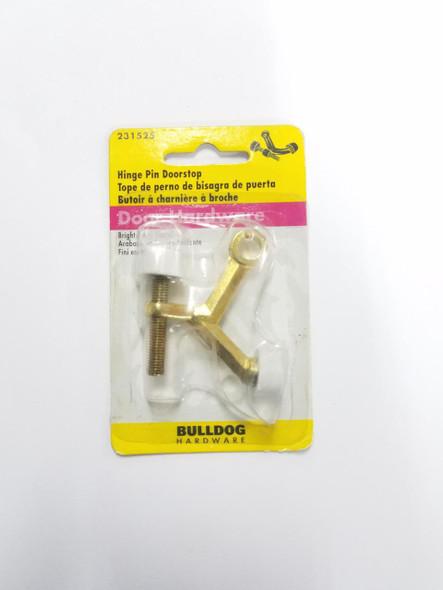 HINGES PIN DOORSTOP BULLDOG 231525