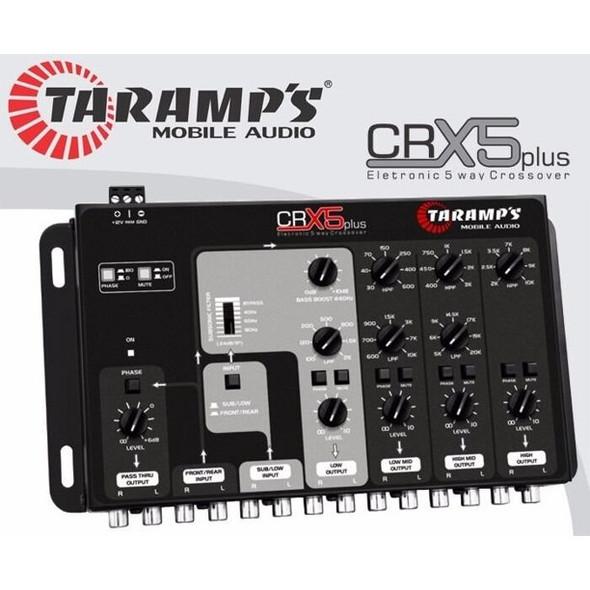 CROSSOVER TARAMP CRX5 PLUS