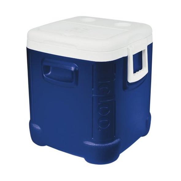 COOLER IGLOO 48 QTZ ICE CUBE BLUE