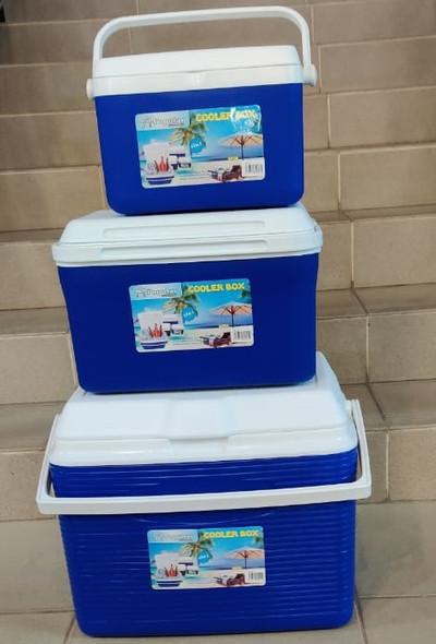 ICE CHEST POPULAR COOLER BOX 3PCS 8496