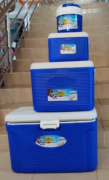 ICE CHEST POPULAR COOLER BOX 4PCS 8497