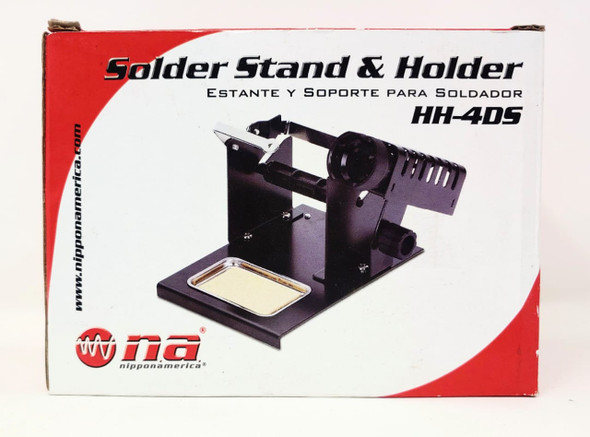 SOLDER BOLT STAND NIPPON AMERICA HH-4DS HOLDER W/TIPS