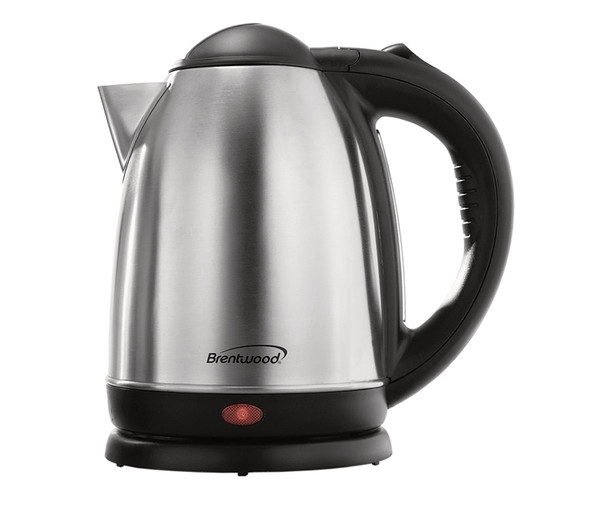 KETTLE BRENTWOOD KT-1790 1.7L STAINLESS STEEL