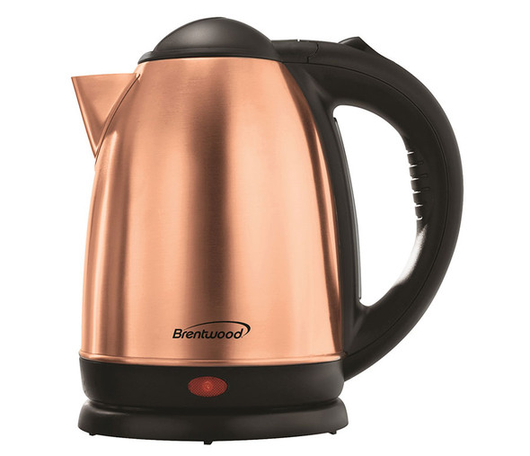 KETTLE BRENTWOOD KT-1790RG 1.7L STAINLESS STEEL ROSE GOLD