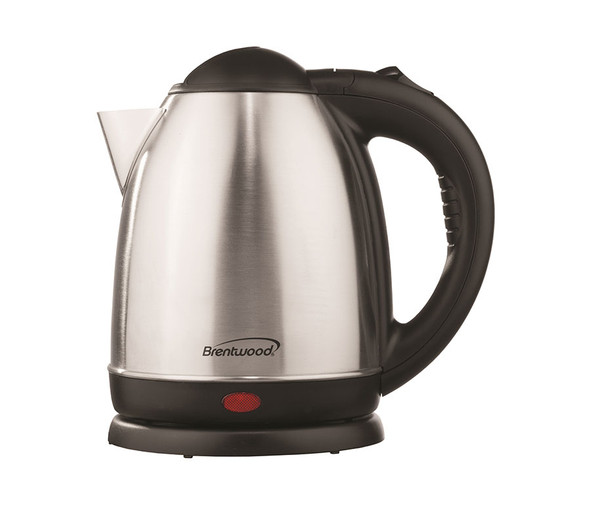 KETTLE BRENTWOOD KT-1780 1.5L STAINLESS STEEL