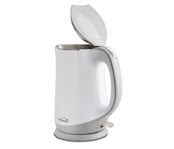KETTLE BRENTWOOD KT-2017W 1.7L WHITE